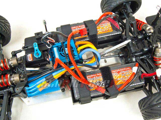 DM-One Rally Brushless 1/8 kit 90% Ready 130km/h