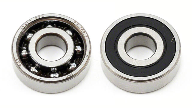 Alpha Front CERAMIC Bearing #BR-000P607 (1P) 001