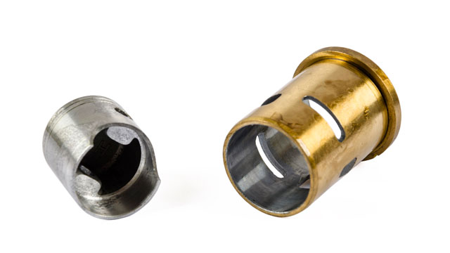 SH 18 Cylinder & Piston #TE1824D 006