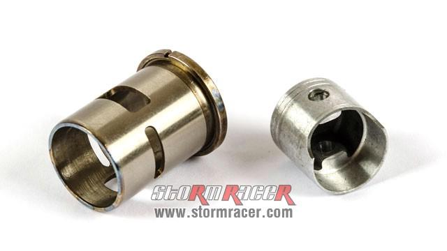SH 18 Cylinder & Piston (Lòng Gang) #TE1824E 002