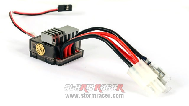 Brushed ESC 50A no-switch 002