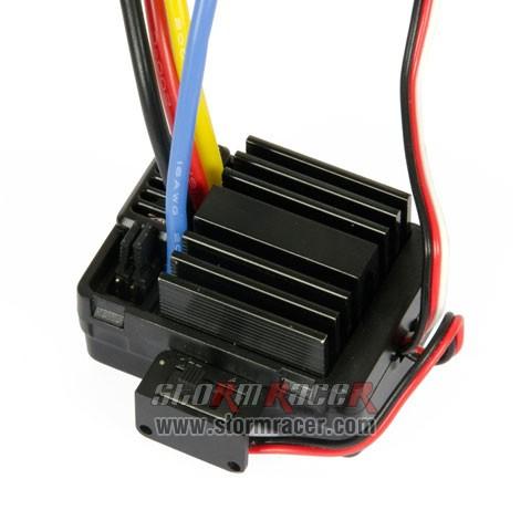 Brushed ESC WP-1040 Waterproof 003