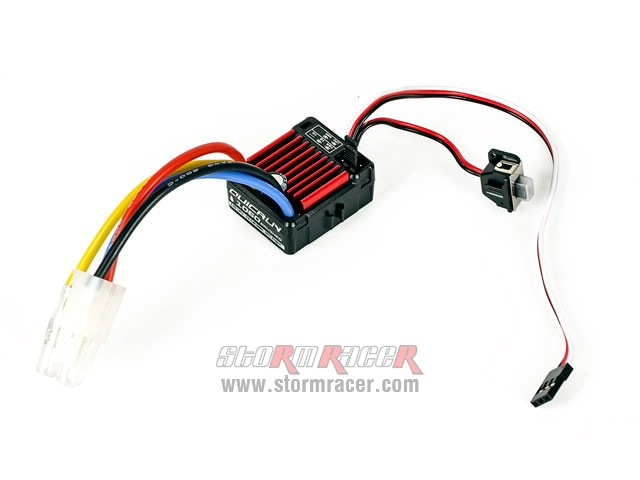 QuicRun Brushed ESC 60A #1060 003