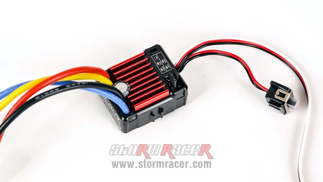 QuicRun Brushed ESC 60A #1060 006