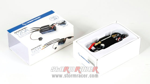 SeaKing Waterproof ESC 120A V.3 002