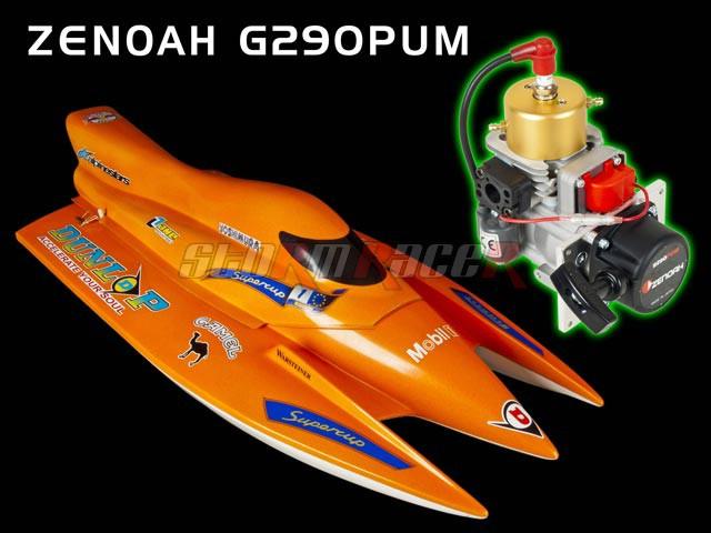 NEW F-1 bản nâng cấp Zenoah 29cc RTR