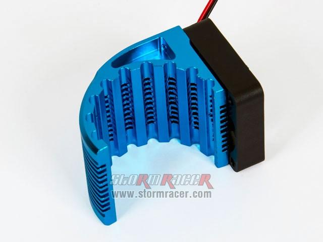 Heat Sink CNC w/Fan for Motor ø42 004