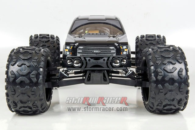 HoBao Monster Nitro 1/8 BLACK 005