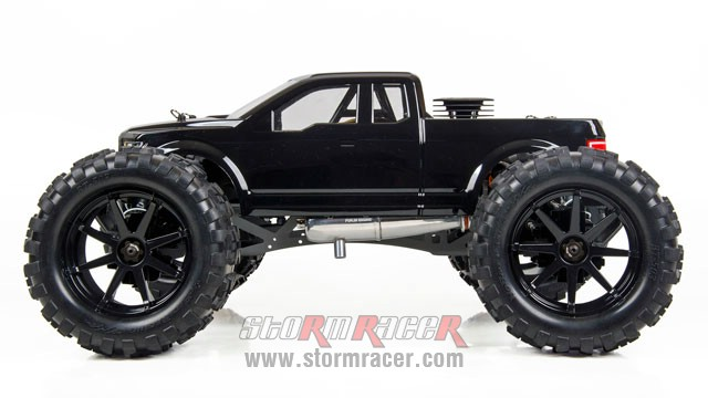 HoBao Monster Nitro 1/8 BLACK 007