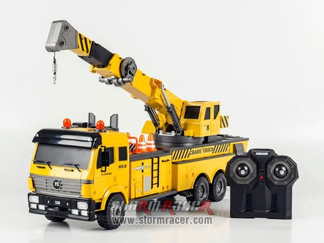 Crane Truck Premium Label 2.4G #0712 002