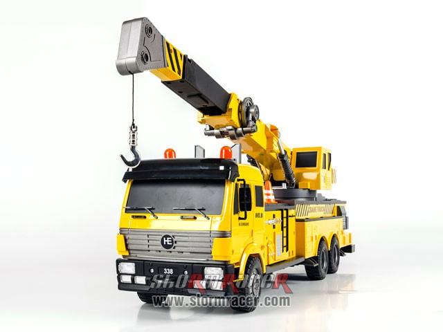 Crane Truck Premium Label 2.4G #0712 007
