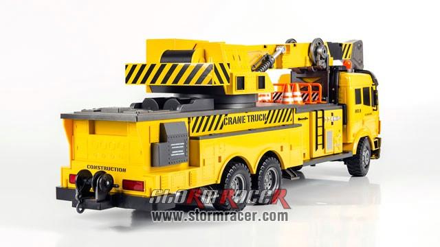 Crane Truck Premium Label 2.4G #0712 013