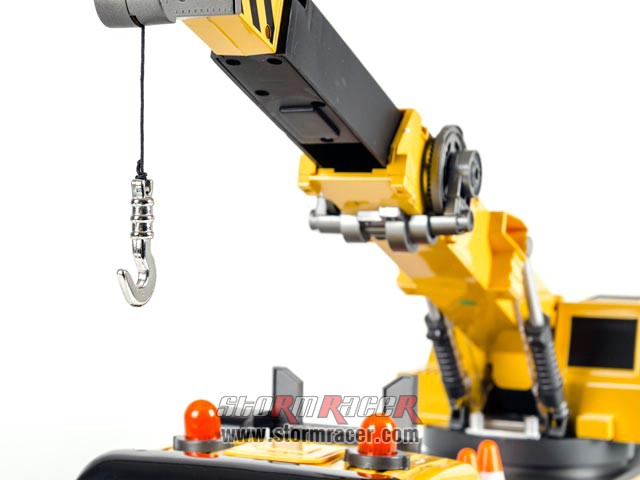 Crane Truck Premium Label 2.4G #0712 019