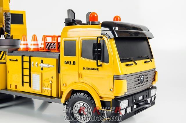 Crane Truck Premium Label 2.4G #0712 025