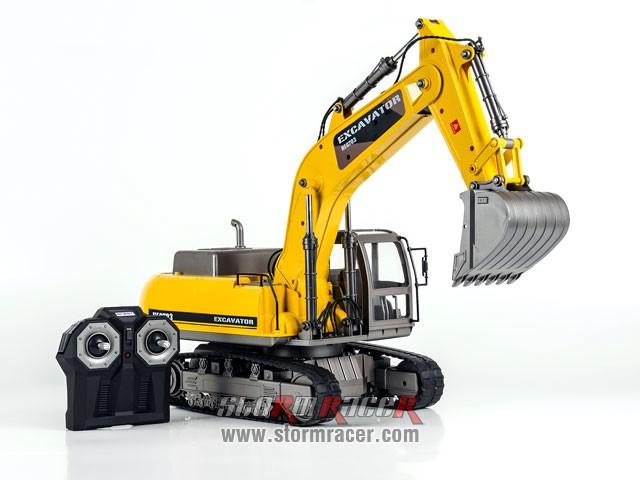 Excavator Premium Label 2.4G #0703 004