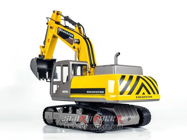 Excavator Premium Label 2.4G #0703 009