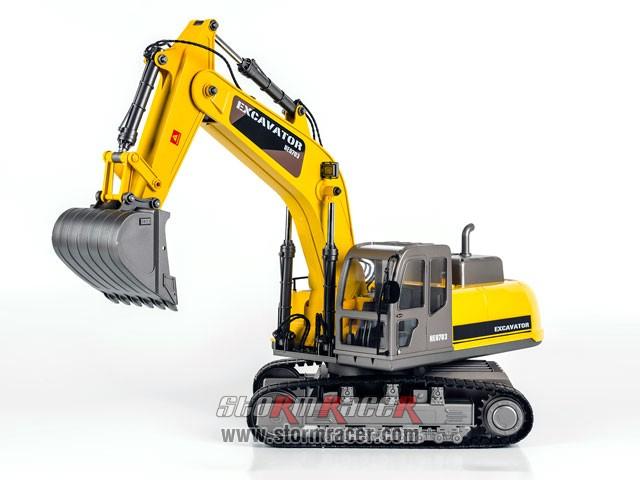 Excavator Premium Label 2.4G #0703 013
