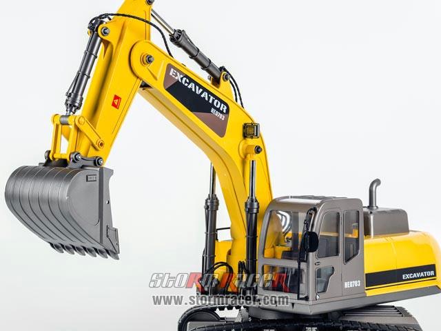 Excavator Premium Label 2.4G #0703 023