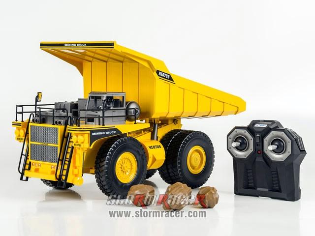 Mining Truck Premium Label 2.4G #0708 004
