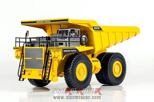 Mining Truck Premium Label 2.4G #0708 005