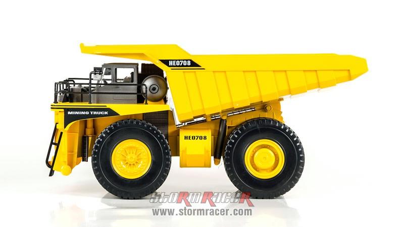 Mining Truck Premium Label 2.4G #0708 007