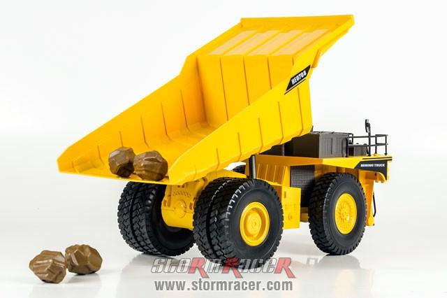 Mining Truck Premium Label 2.4G #0708 010