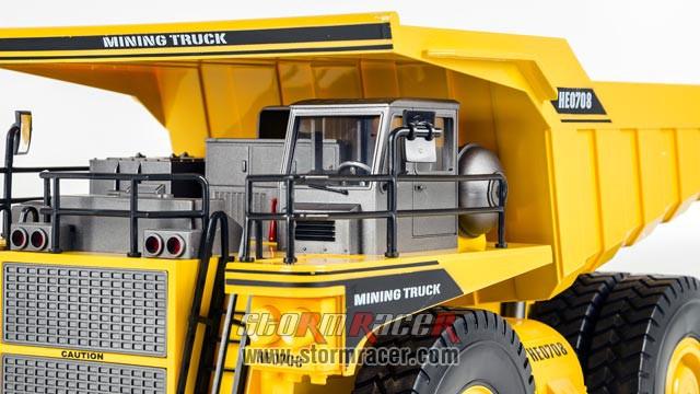 Mining Truck Premium Label 2.4G #0708 019