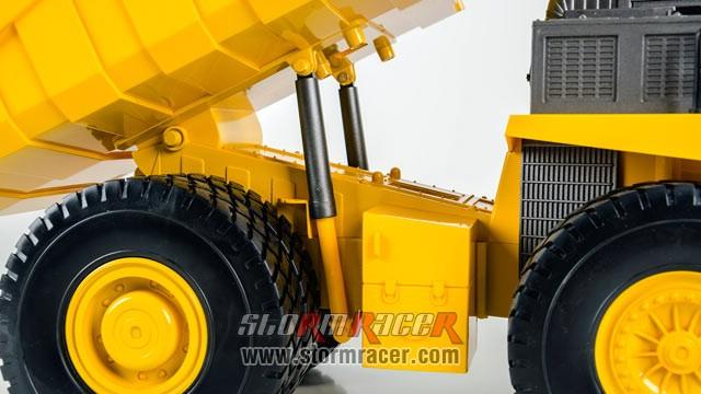 Mining Truck Premium Label 2.4G #0708 023