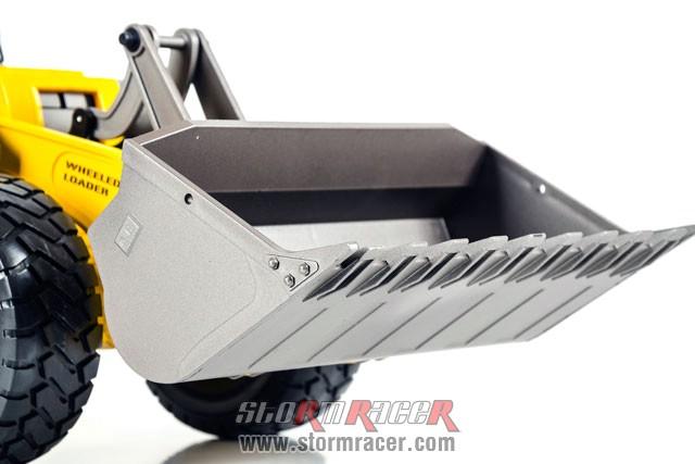 Wheeled Loader Premium Label 2.4G #0706 032