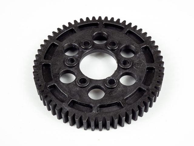 Hongnor 57T 2nd Spur Gear #428P 003