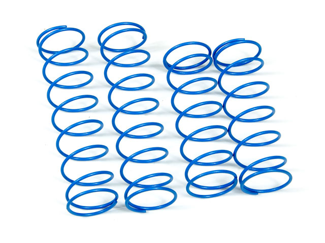 Hongnor Shock Spring 16mm Soft Blue #390B 002