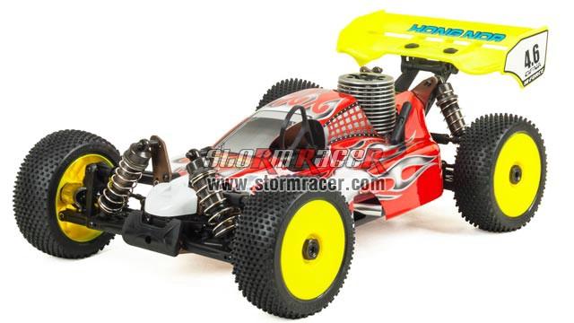 Buggy X1X phiên bản STORM 2,4 RTR