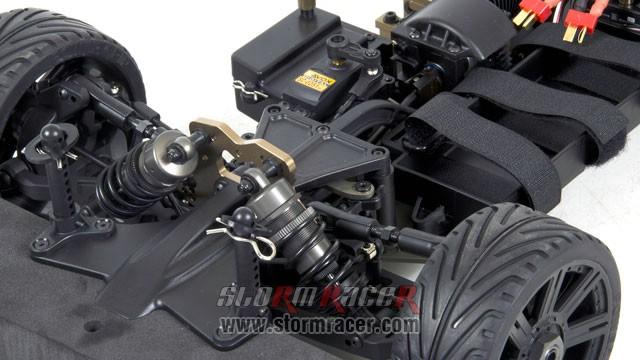 Hongnor X3-GT BLS 150A Mercedes 008