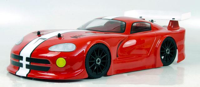 Hongnor X3-GT BLS 150A VIPER 007