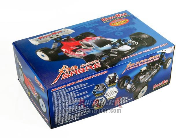 Hongnor X3B Super Sabre 001