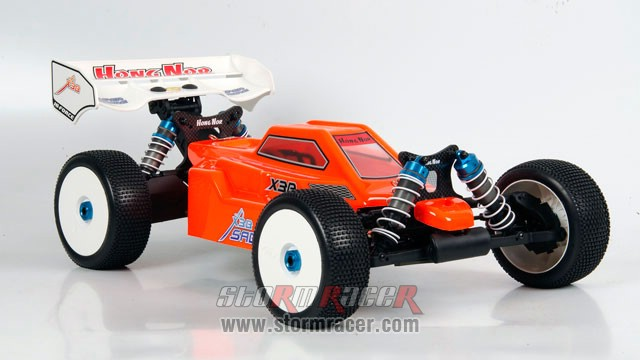 HongNor Buggy 1/8 X3-Tornado Brushless 150A V 2