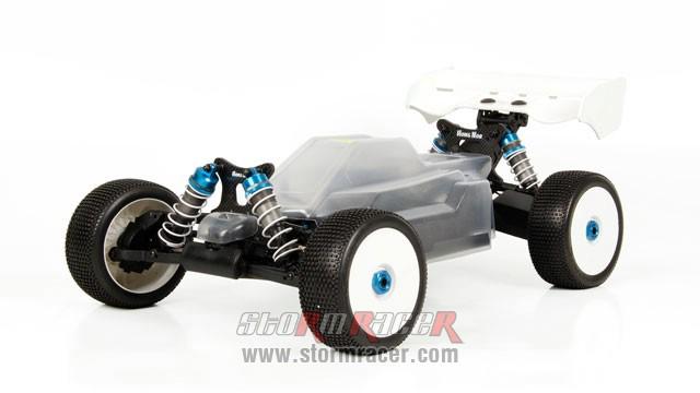 Hongnor X3 Electric Kit 80% 006