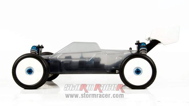 Hongnor X3 Electric Kit 80% 008