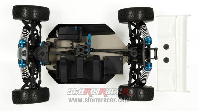 Hongnor X3 Electric Kit 80% 009