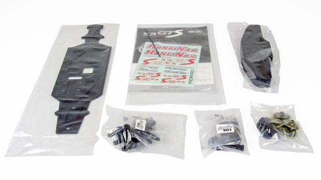 Hongnor X3 GTS Kit 80% 003