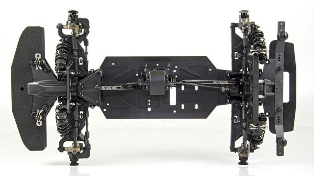 Hongnor X3 GTS Kit 80% 008