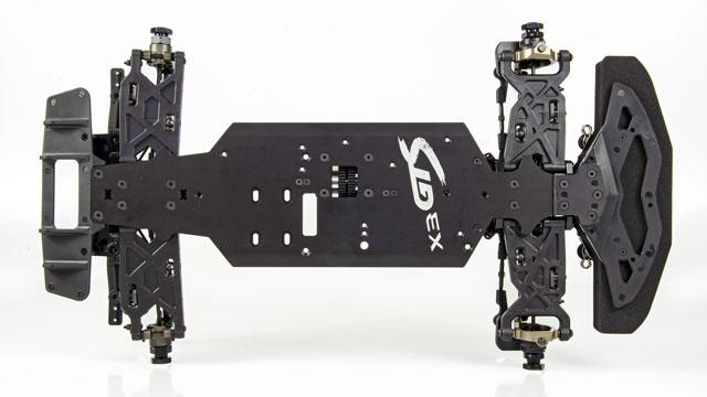 Hongnor X3 GTS Kit 80% 009