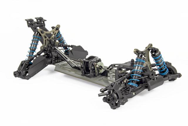 Hongnor 1/8 Nitro Buggy X3 SABRE EVO.2 018