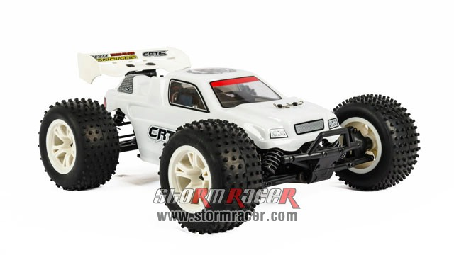 HongNor 1/12 Mini Truggy CRT-5 Electric Kit 80% 007