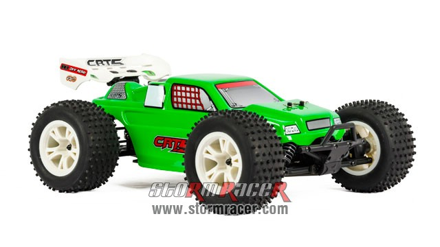 HongNor Truggy CRT-5 1/12 Brushless 2.4G 002