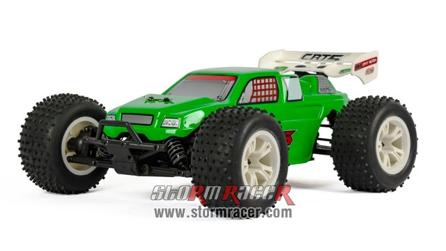 HongNor Truggy CRT-5 Brushless 80A 2.4G 005