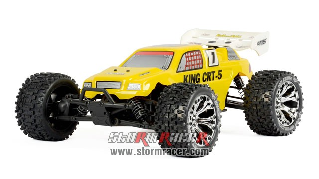HongNor 1/12 Truggy KING CRT-5 Brushless 002