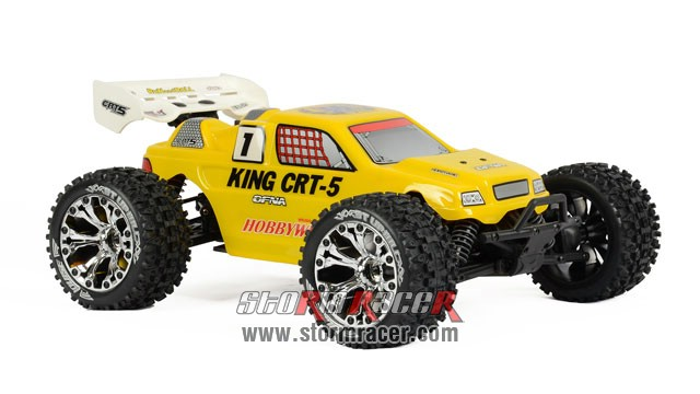 HongNor 1/12 Truggy KING CRT-5 Brushless 004