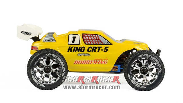 HongNor 1/12 Truggy KING CRT-5 Brushless 005