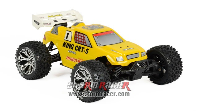 HongNor 1/12 Truggy KING CRT-5 Brushless 006